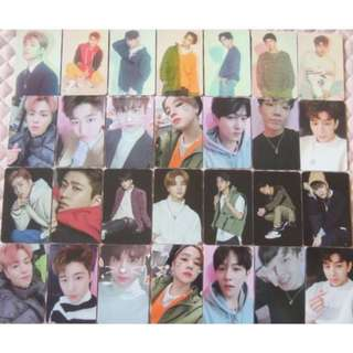 IKON PHOTOCARD OFFICIAL