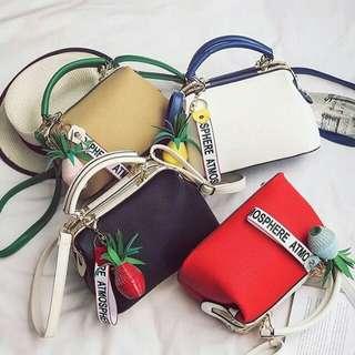 Import Bag Kode TIK1991