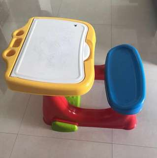ELC Children study table and chair