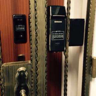 FREE digital letter box lock With installation on Gate / Door Package $780