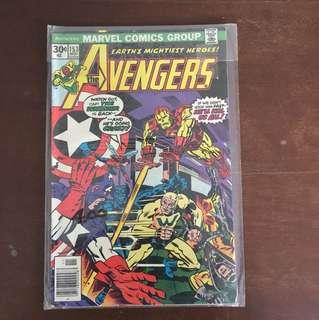 The Avengers #153