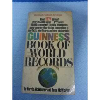 Guiness Book of World Records (1974)