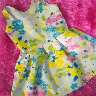 Cute Dress for 12-18 mos