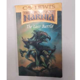 Narnia - The Last Battle