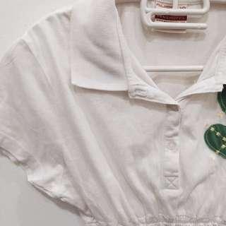 Penshoppe short t-shirt dress