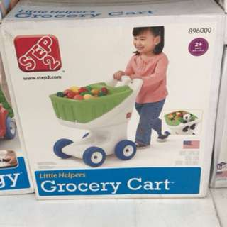 step2 grocery cart