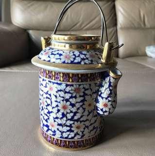Antique benjarong Teapot