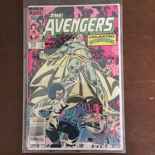 The Avengers #238