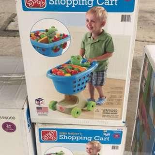 step2 shopping cart