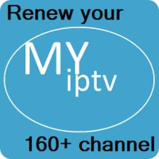 MYIPTV SUBCRIBE #15Off