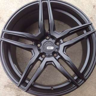 "18"" Rims Fits Subaru Forester 5x100"