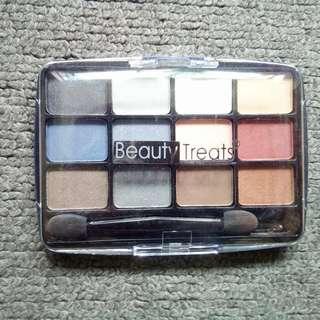 Beauty Treats Eyeshadow Palette