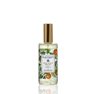 Mandarin - Body & Hair Dry Oil 100ml