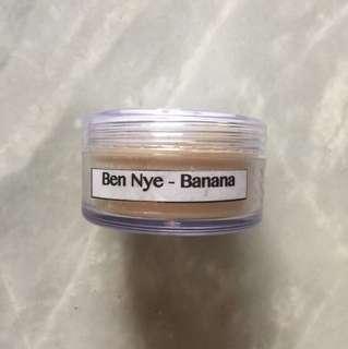 Authentic Ben Nye Banana Powder *takal size