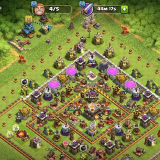 Coc Account almost max th11
