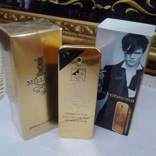 Tester Perfume