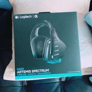 Logitech G933 7.1 無線耳機