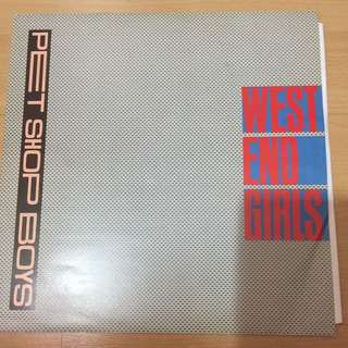 """Pet Shop Boys 12"""""""