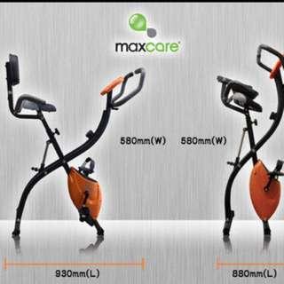Maxcare Ubike 健身單車