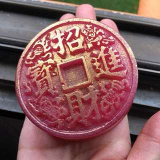Chinese New Year Theme Soap Bar