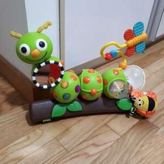 Inchworm Stroller toy