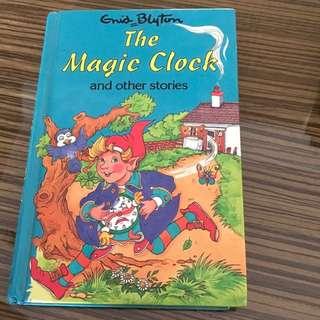 Enid Blyton The Magic Clock