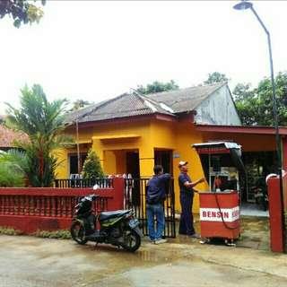Rumah trategis di bedahan sawangan Depok
