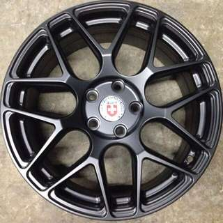 "18"" Rims new design model 330"