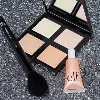 Elf Cosmetics Get Glowing Highlighting Set