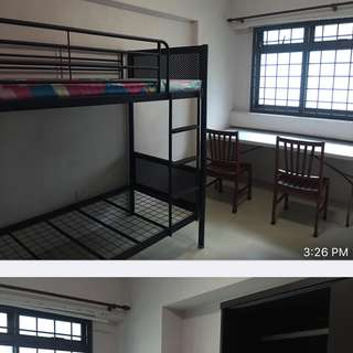 2 x Common Rooms @ Blk 276B Jurong West Ave 3 for Rent