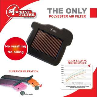 Sprint Air Filter for Yamaha MT09 XSR900 Tracer