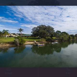 For Sale BY OWNER  River Front House On The Manning River