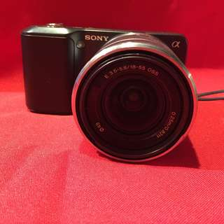 Sony NEX-3 Mirrorless Digital Camera
