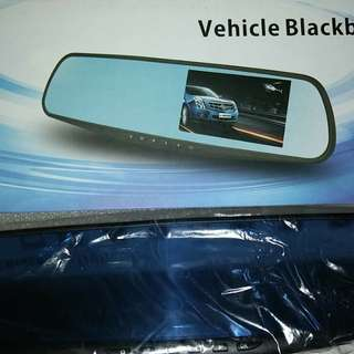 Rear view mirror camera A70