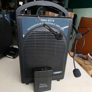 Rechargeable  Amplifier @ $80 Each Set ( 4 Set )
