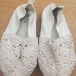 white espadrille shoes for girls