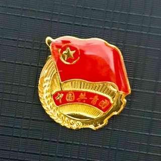 中國共青團團徽章