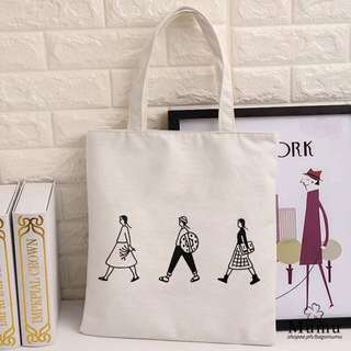 Korean Swagger Tote Canvas bag💕