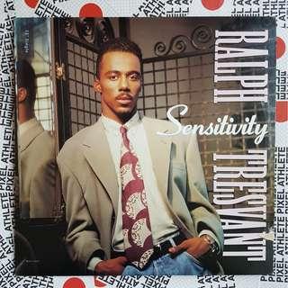 """RALPH TRESVANT - SENSITIVITY (1990) 12"""" vinyl record"""