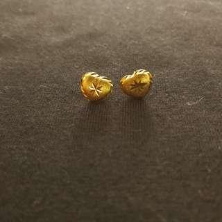 Heart of a Star Earrings