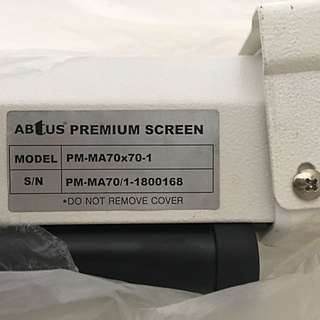 Abtus Projector Pull down screen