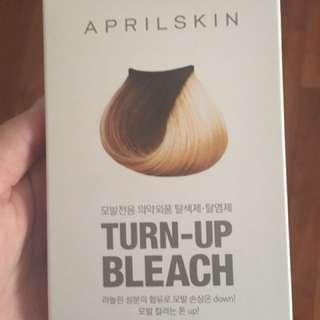 April Skin Turn Up Bleach