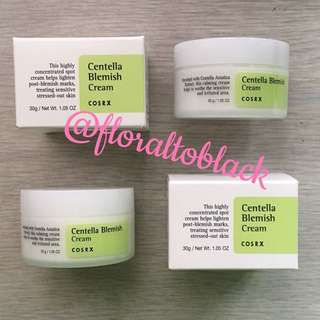( NEW) Cosrx Centella Blemish Cream