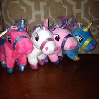 Unicorn (small) sold per piece