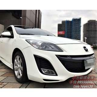 《2010 Mazda 3 5D 2.0 頂級型》