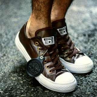 Converse Leather (Kulit)