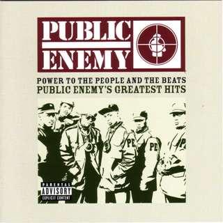 Nm public enemy cd greatest hits pop rock hip hop etc