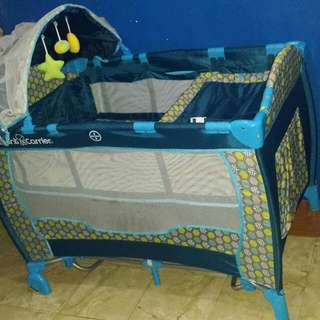 REPRICED! Crib playpen