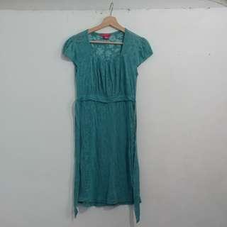 Esprit Green Dress
