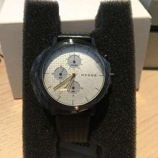 HYGGE 2204BC Chronograph Series Black